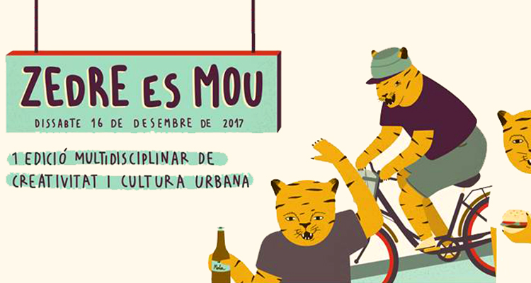 Zedre es Mou Festival en Valencia