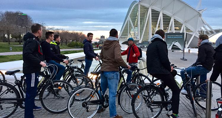 alquiler de bicicletas valencia