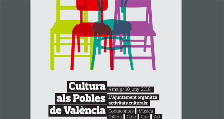 Cultura en valencia