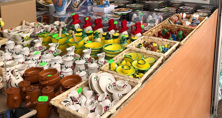 mercados en valecia