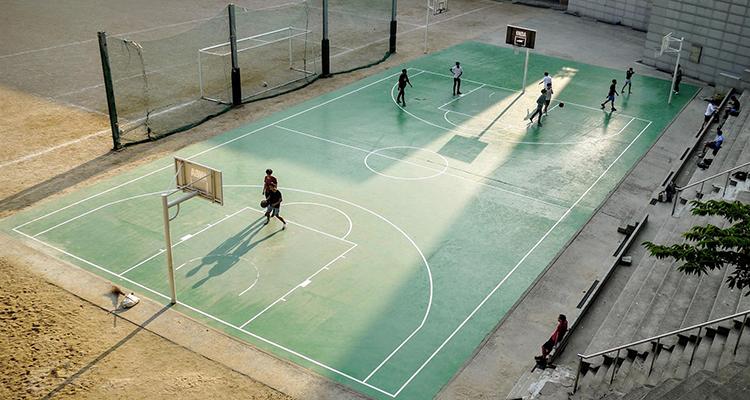 polideportivo en valencia