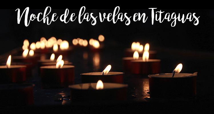 Noche de las velas Titaguas