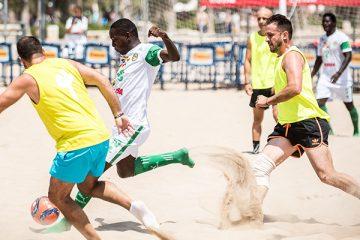deporte en la playa de valencia
