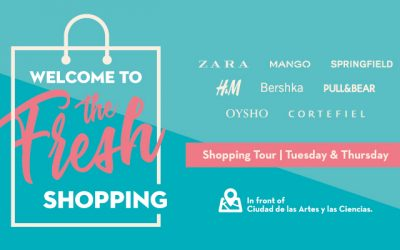 welcome to the fresh shopping