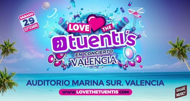 Festival Love the tuentis Valencia