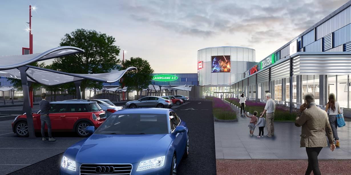 centro comercial vidanova