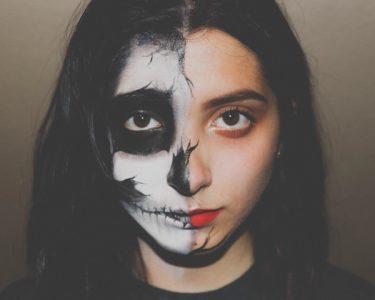 maquillaje para la noche de halloween
