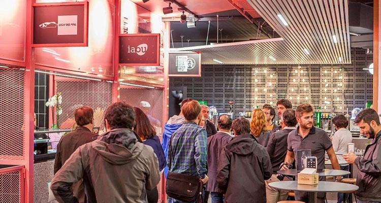 el primer street food market de valencia