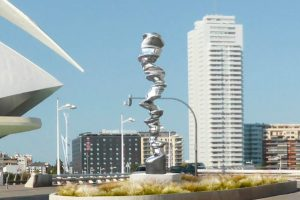 escultura point of view en valencia