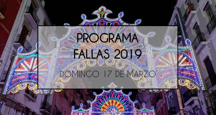 Calendario Fallero 2020.Calendario Fallas 2019