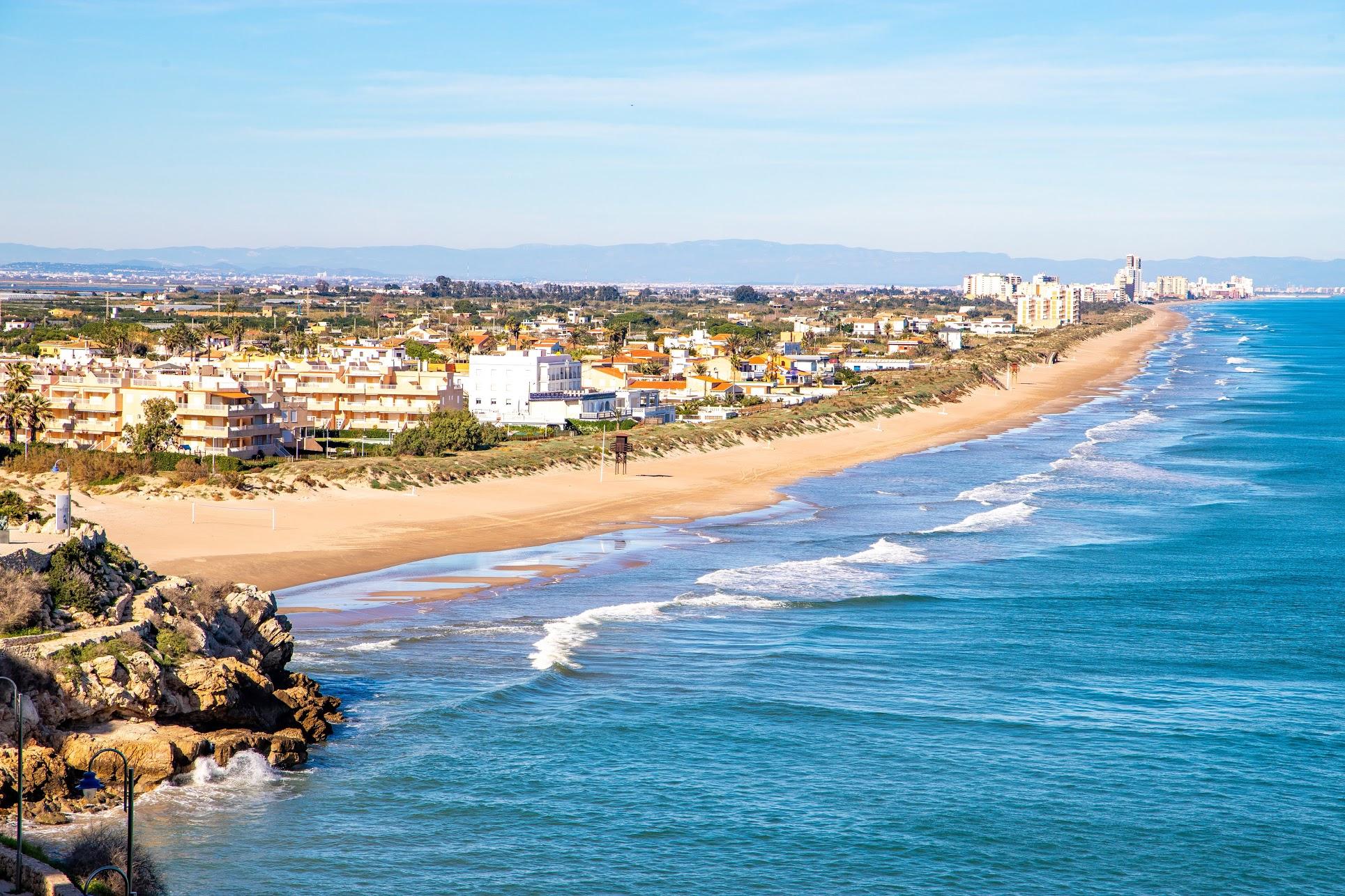 dosel playa cullera