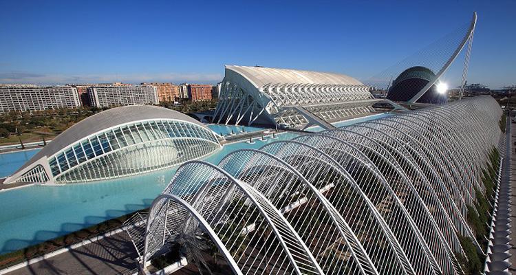 Descubre La Ciudad De Las Artes Y Las Ciencias Love Valencia