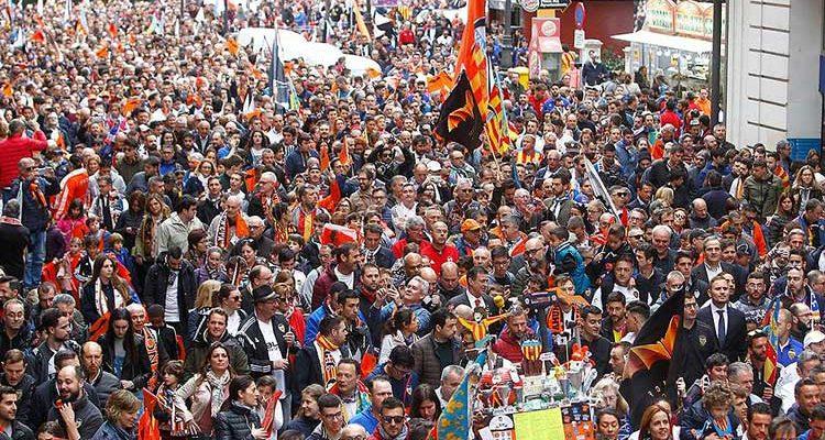 Dónde ver la final de la Copa del Rey en València