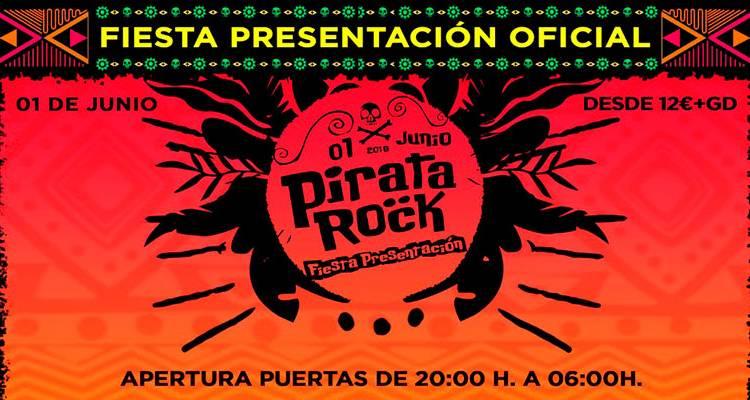 fiesta presentacion pirata rock sala republica valencia