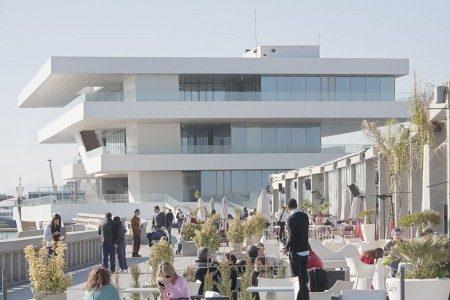 la marina porto valencia