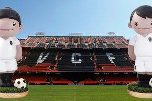 ninot oficial valencia club de futbol