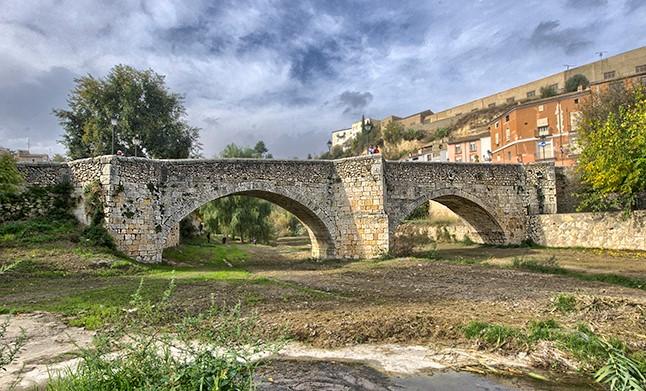 pont vell ontinyent