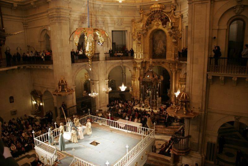 misterio de elche alicante comunidad valenciana fiestas
