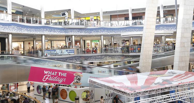 centro comercial en valencia