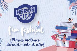 fun festival en heron city