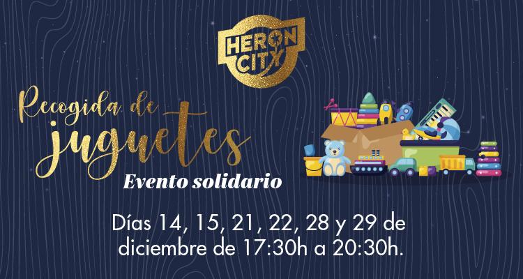 evento solidario de navidad