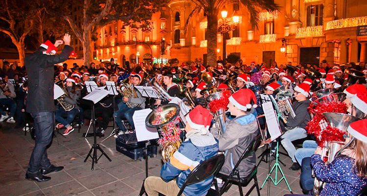 concierto plaza del ayuntamiento de valencia