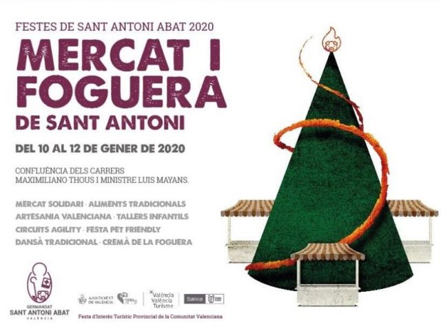 fiestas de san antonio abad valencia 2020