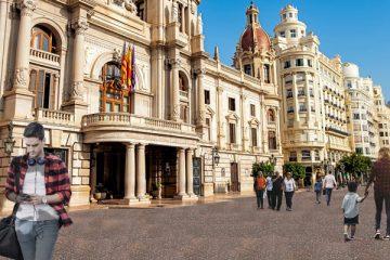 nuevo suelo del ayuntamiento de valencia