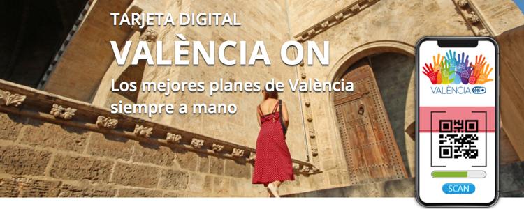 tarjeta valencia on con descuentos y promociones
