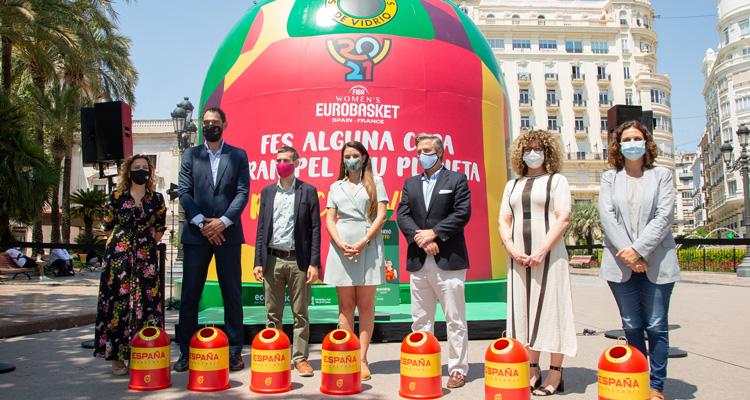 campaña de ecovidrio en valencia